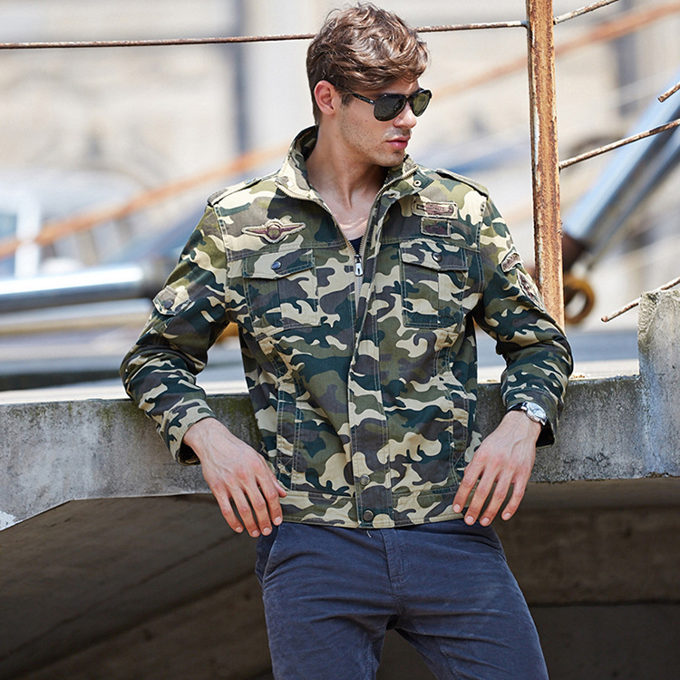 Manufacturers Wholesale Soft Shell <strong>Military</strong> <strong>Style</strong> Casual <strong>Jacket</strong> Men Camouflage <strong>Jacket</strong>