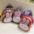 wholesale new design fashion reversible kids sequin backpack