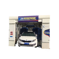 Fully automatic tunnel car wash machine system, best car wash CC- 690