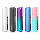 JAPAN HK KR Popular Smoking Herbal Vaporizer Hitaste P6mini with OLED Display Patent Design