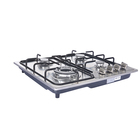 Steel Gas Cooktop Gas Hot Sell Factory Price Stainless Steel Good Fire Cooker Kitchen Gas Cooktop