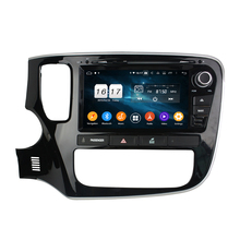Klyde kd 8086 bluetooth car stereo central multimedia android auto sistema di musica audio per Outlander 2015
