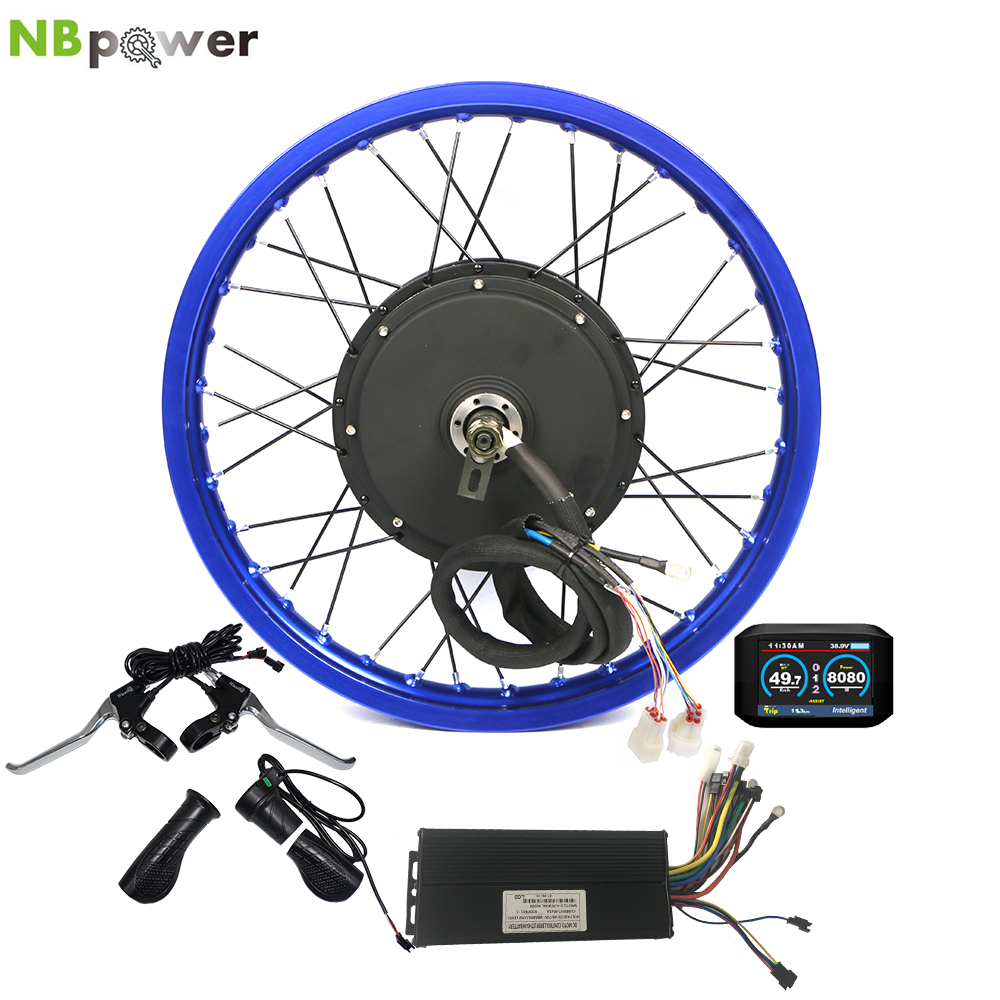 8000w QS 273 High Torque electric bike motor,stea lth bomber electric bike 8000w kit