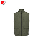 100% Nylon DWR finish windproof fishing Good Price Fly Fishing Vest