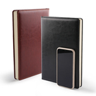 All kinds of PU leather advertising notebook business note book