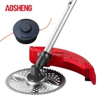 Engine AOSHENG Professional 4 Stroke Engine Brushcutter 50.9cc Gasoline Brush Cutter