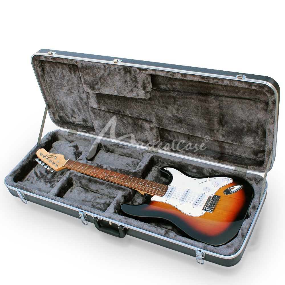 ABS Music instrument hard electric bass guitar case