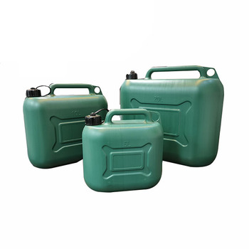 HDPE Plastic Jerry can 5L,10,20L