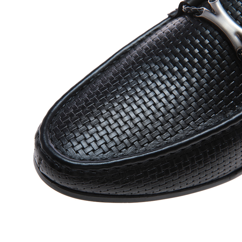 Wholesale Business Formal Casual Genuine Leather Man Dress Shoe