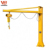 Floor Mounted 360 degree Rotate Jib Crane 3 ton Lifting Height 6.5m Length 7m