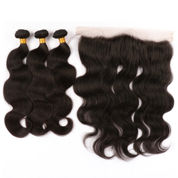 Unprocessed 100% Body Weave Mink Brazilian Human Hair Bundles Cuticle aligned Virgin Brazilian Hair