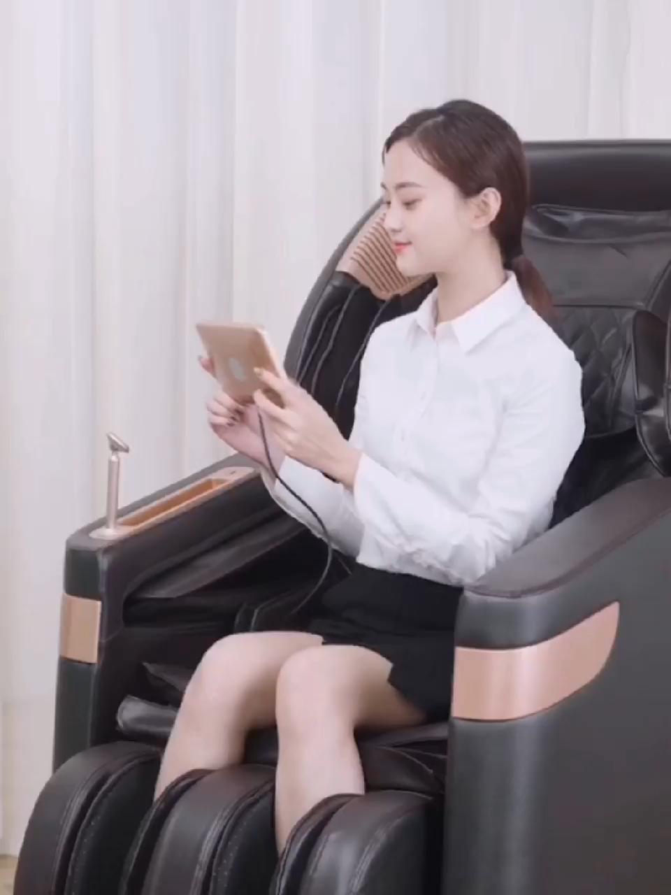 Gute Qualität Günstige Beliebte Smart Massage Stuhl 3d Schwerelosigkeit