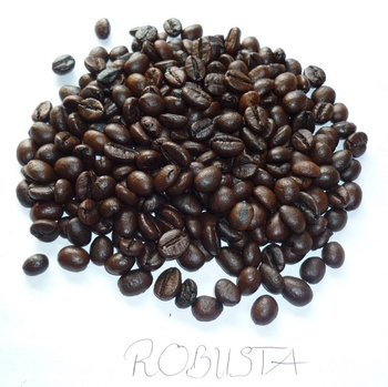 Robusta Roasted coffee Beans Suppliers in An Thai cafe with high quality and best competitive Price used for Coffee Grinder
