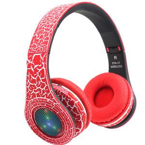 Promotion China Bluetooth Headset Price Wireless Music Headphone Foldable Hi-Fi Stereo Lightweaight Bluetooth Headphone