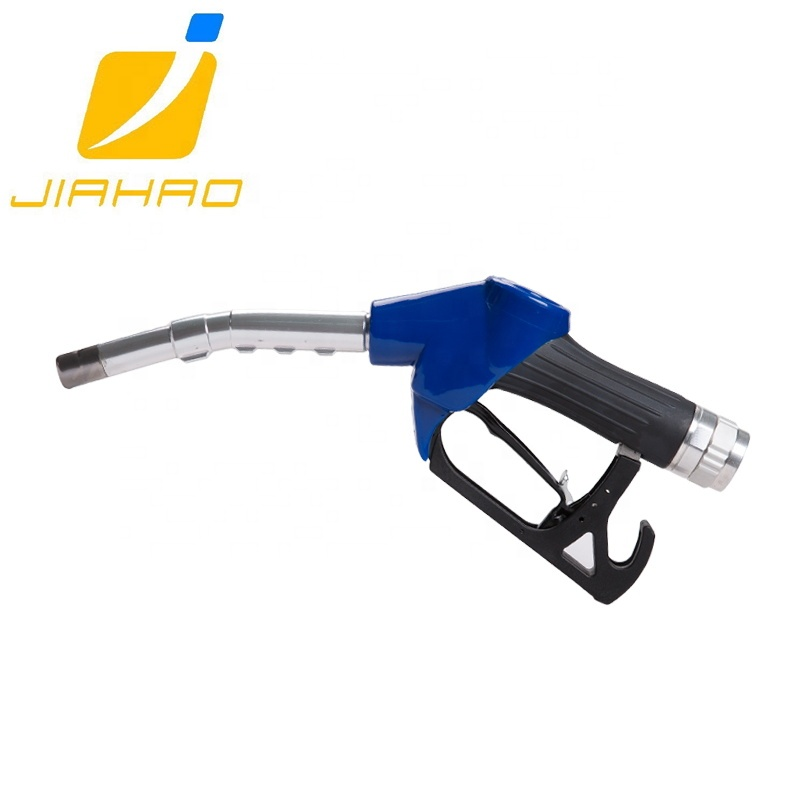 High quality service station car refueling oil dispenser automatic fuel <strong>nozzle</strong>