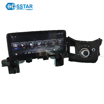 10.25 inch android 2+32g car radio touch screen car stereo Gps dvd player for mazda cx--5 with controller