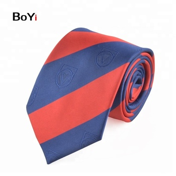 Customized Stripe Popular Matched School Tie