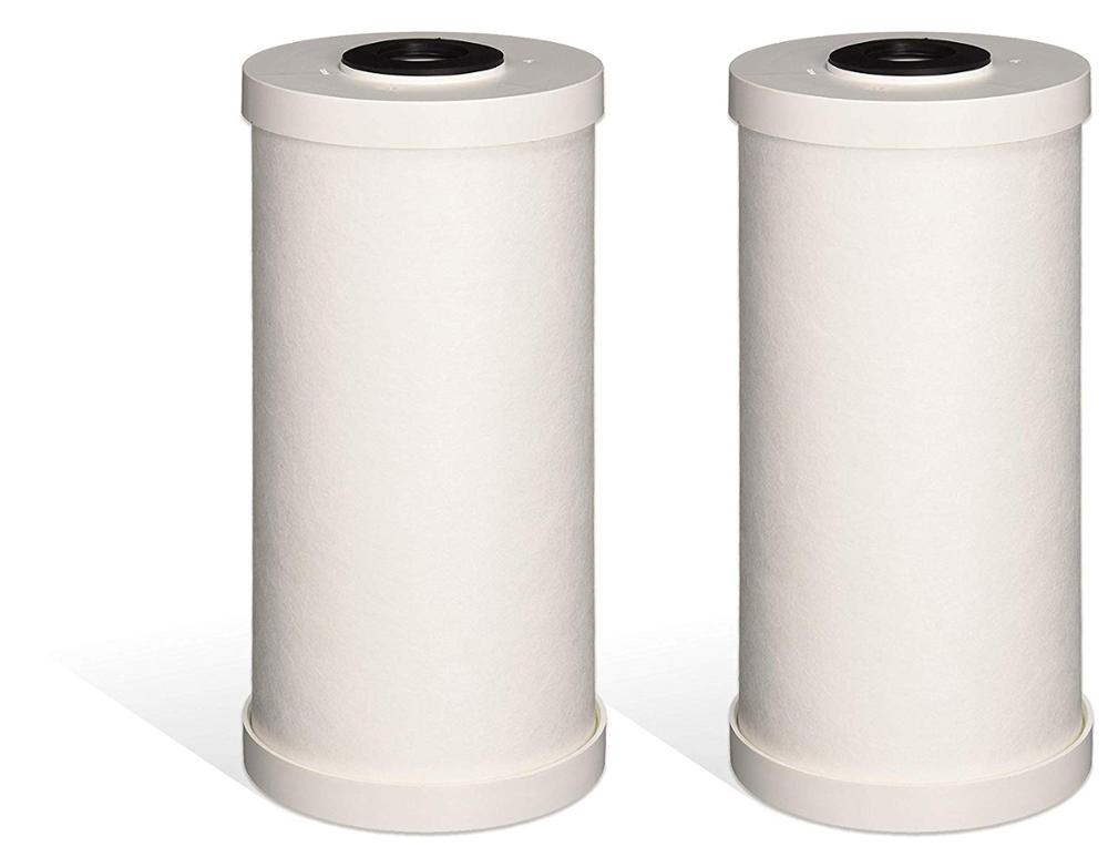 RFC-BBSA Whole House Premium Water Filter, 10,000 Gallon Replacement Cartridge Compatible with GE FXHTC