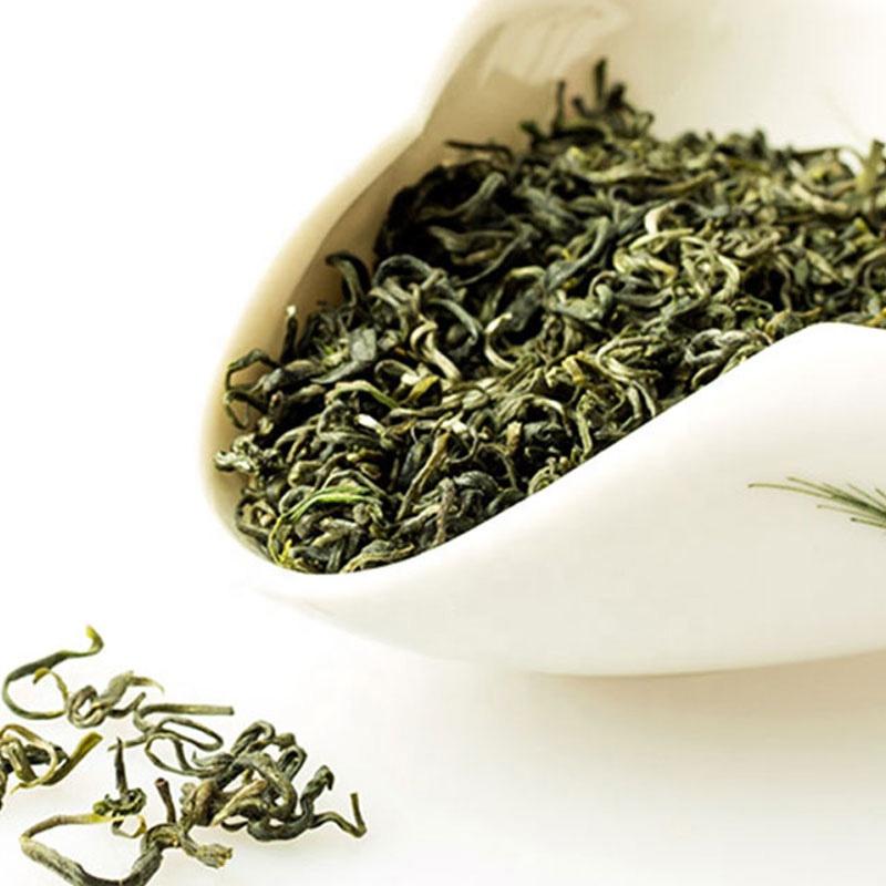 Chinese Organic Emei Maofeng Loose Green Tea Leaves Fair Trade - 4uTea | 4uTea.com