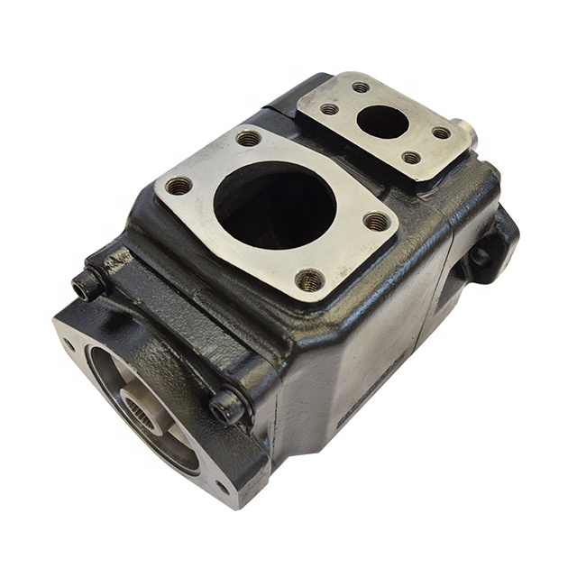 Replacement Denison T6ER Hydraulic Through Drive Vane Pump