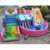 Cheap Outdoor Giant Game Adult Commercial Bouncy Castle Inflatable Assault Obstacle Course For Kids