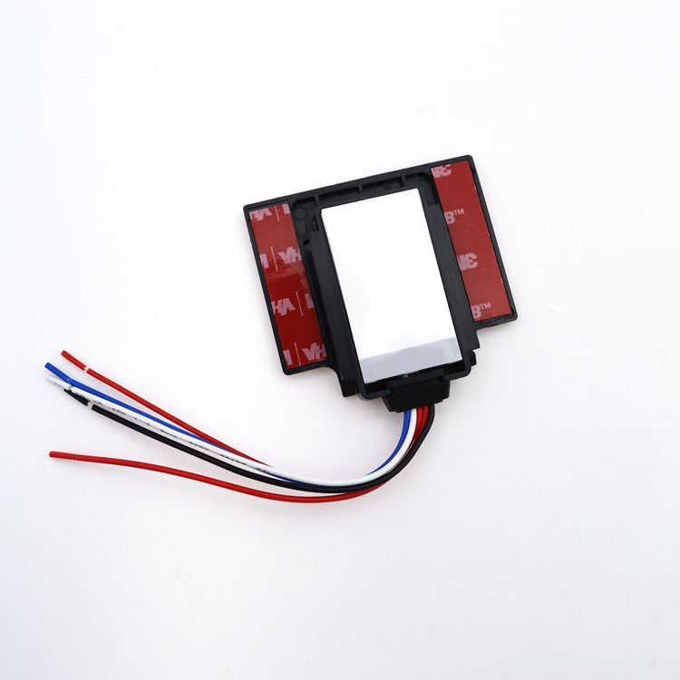 YIDUN Lighting DC6-12V On/Off Touch Switch for Bathroom Mirror With Led Indicator Light