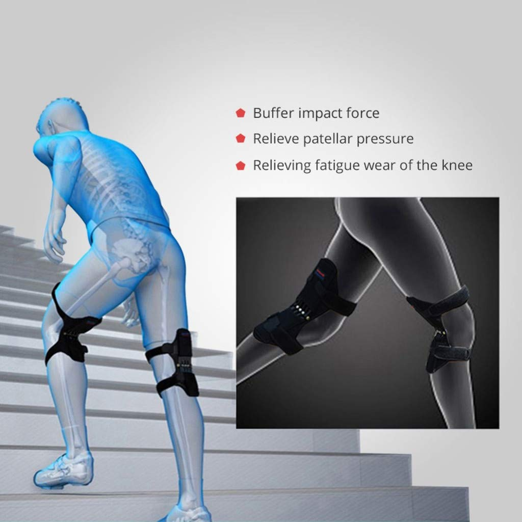 2019 Customized Color Adjustable Compression Knee Brace