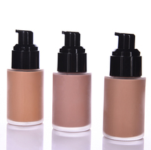 Frosted Glazen Fles BB Cream Foundation Facial skin Make Liquid