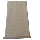 Brown plastic Kraft Paper cement bag Laminated PP Woven Bag Manufacturer