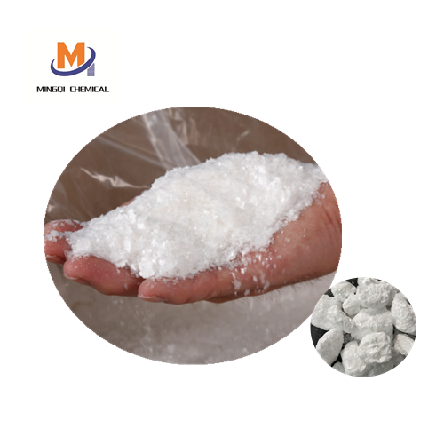 High Purity Boric Acid Flakes Boracic Chunks For Sale