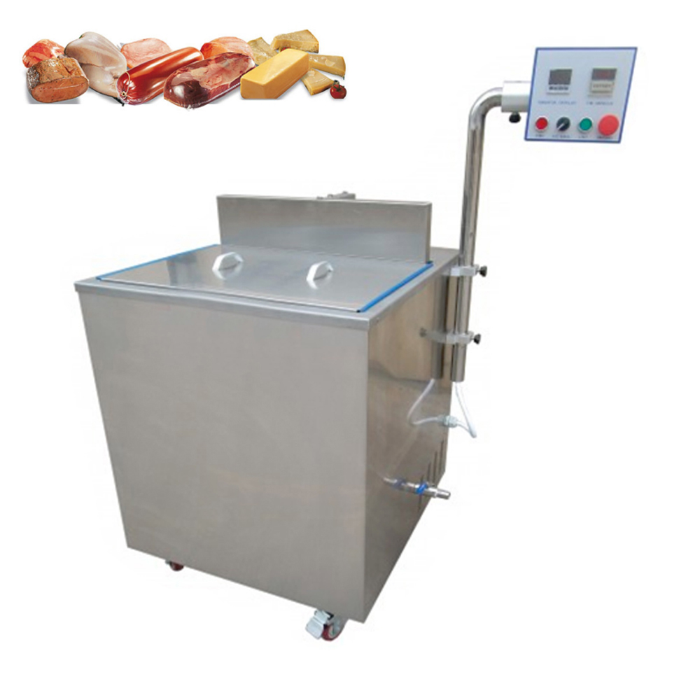 Hot Water Dip Tank Krimpen Wrappers en Krimpverpakkingsmachine Apparatuur Drogen machines