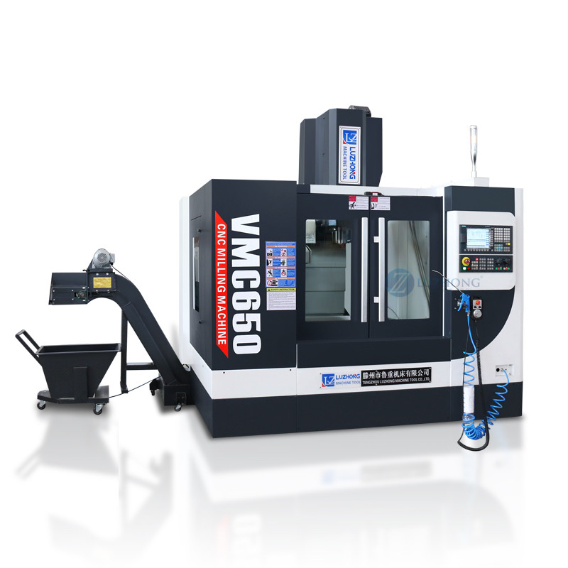 5 axis cnc milling machine VMC650 vertical machining center