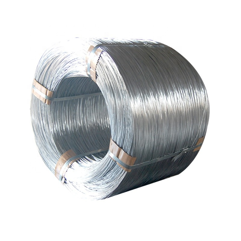 ZInc coated hot dipped 2.5mm galvanized steel <strong>wire</strong> for nail