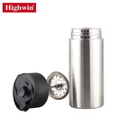 Highwin Double Wall Vacuum Travel Camping Stainless Steel Travel Coffee And Tea Press