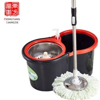 Hot selling magic cleaning mop easy mop 360 rotating spin mop