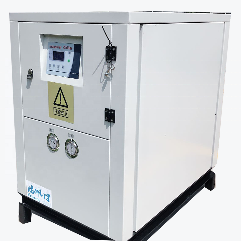 Plastic machine use water cooling chiller 6hp