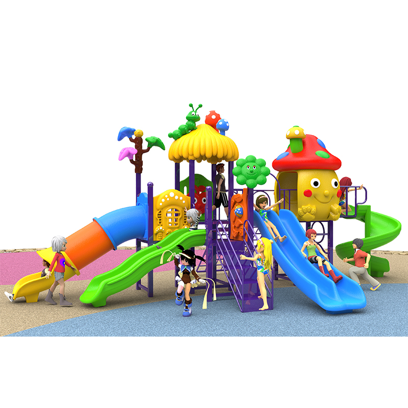Newest Kids Playground Outdoor For Sale Outdoor Playground Equipment For Kids Children Slide