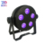 indoor light show equipment dj lights 5pcs * 8w/10w/12w 4in1 5in1/6in1dmx par can with wash effect for wholesale