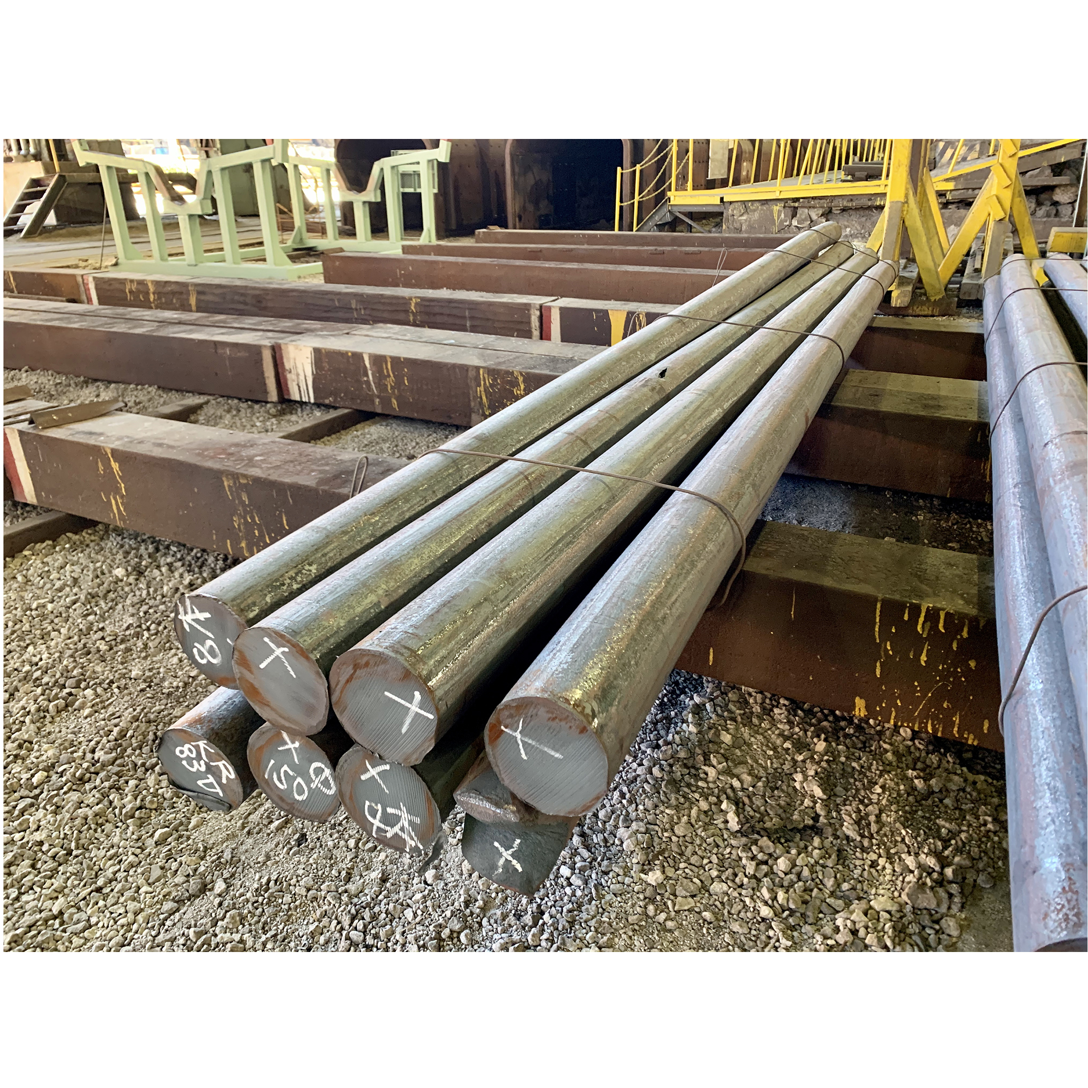 Secondary hot rolled construction stainless steel profile bar