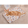 Wholesale Cute Dog Cat Pet Bed Sofa Bed Pet House Soft Blanket Bed Mat