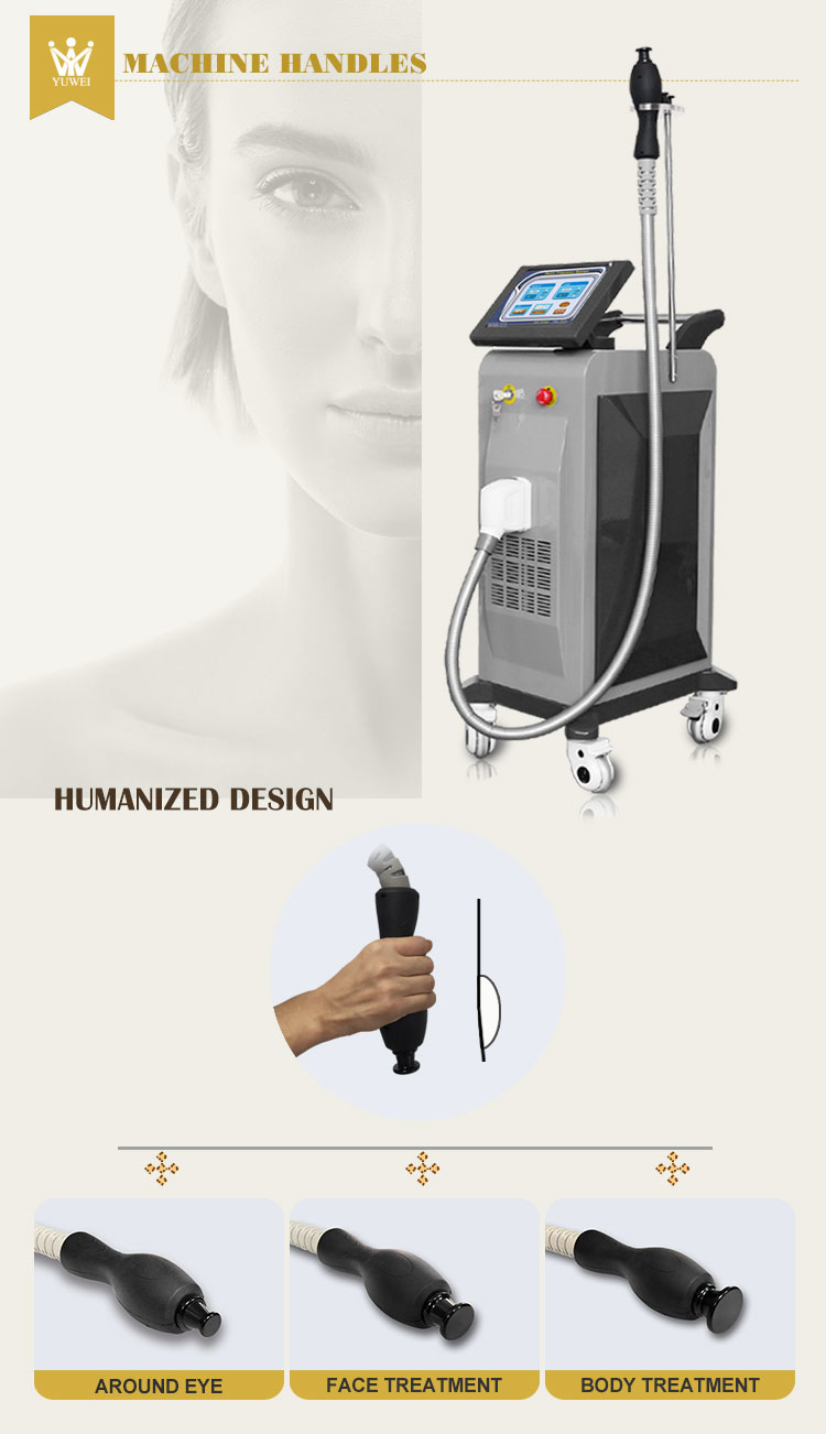 monopolar rf skin tightening lifting device