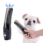 pet trimmer and clipper for dog hair remover with electric vacuum