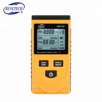 Digital LCD Electromagnetic Radiation Detector and Meter/Dosimeter Tester