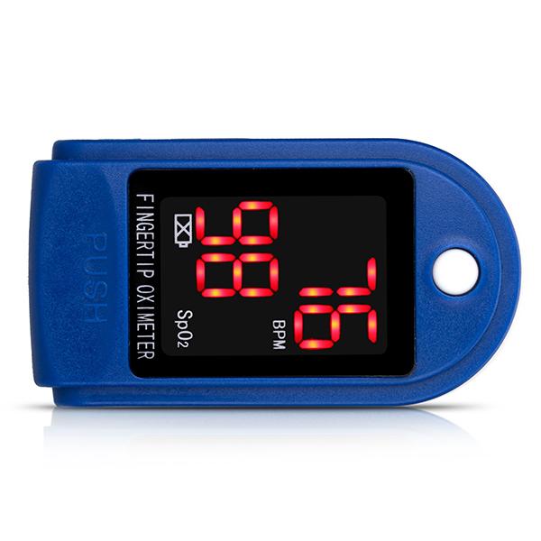شاشة ديجيتال فنجر نبض Oximete LED رخيصة الأكسجين في الدم SPO2 PR رخيصة الإصبع Oximete