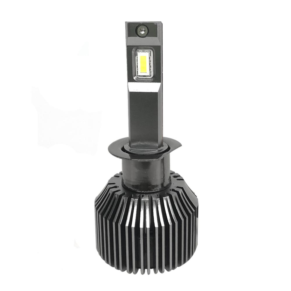 High power h1 led bulb h1 led headlight bulbs H4 H11 9005 9006 9012 auto head lighting