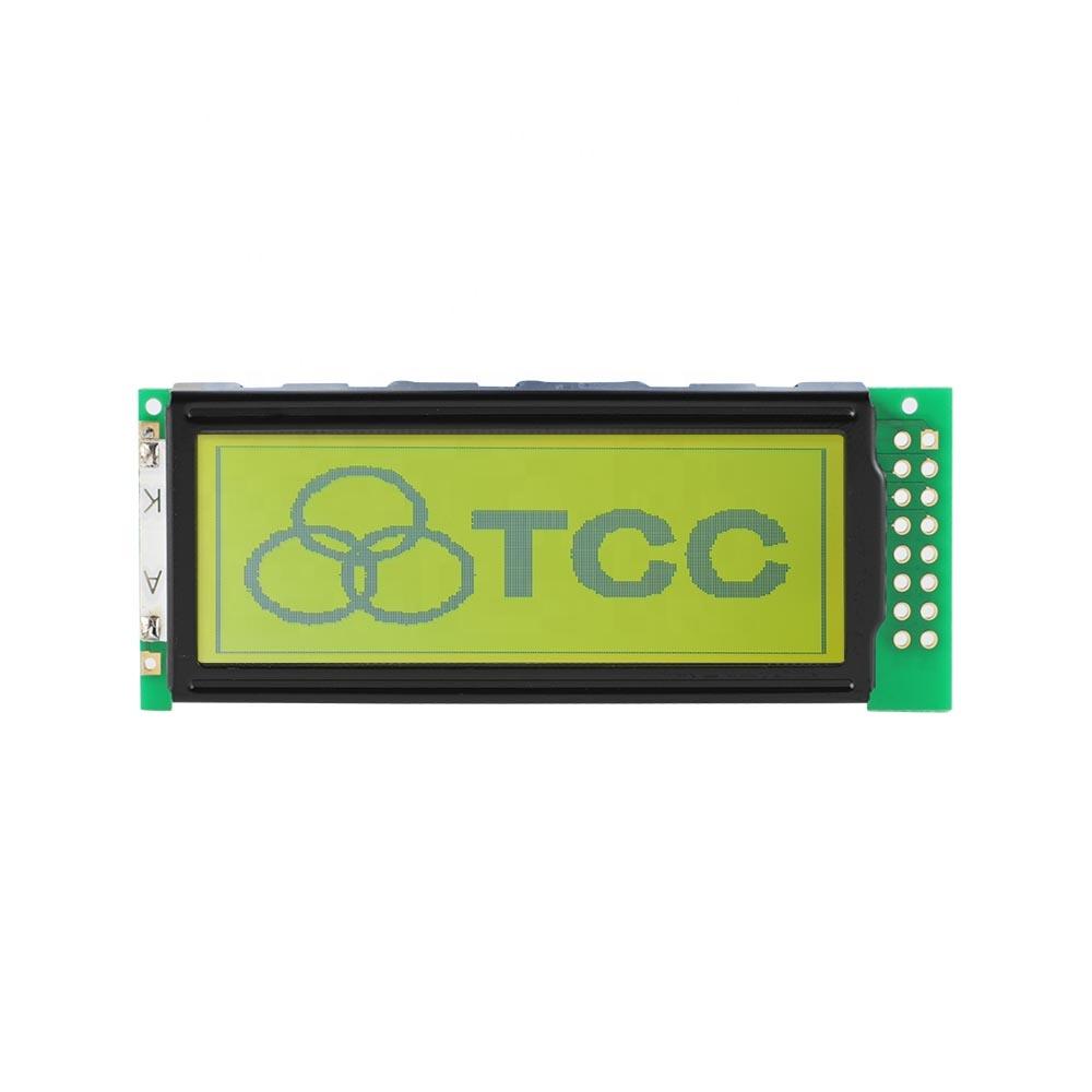 Sun Readable 12232 Graphic Sbn1661 Controller Stn Yellow-Green LCD Display
