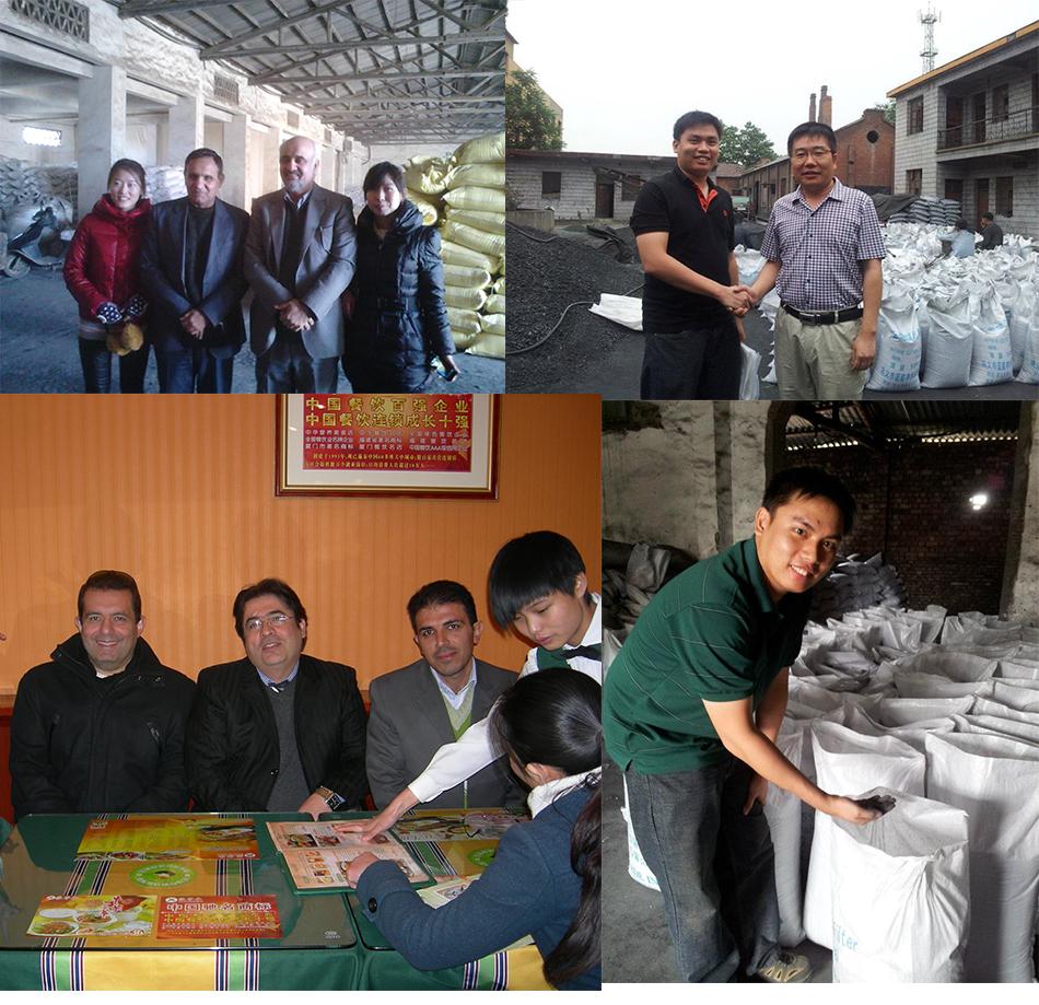 Trung Quốc Hạt Trái Cây Vỏ Than Hoạt Tính Trong Công Nghiệp Hóa Chất