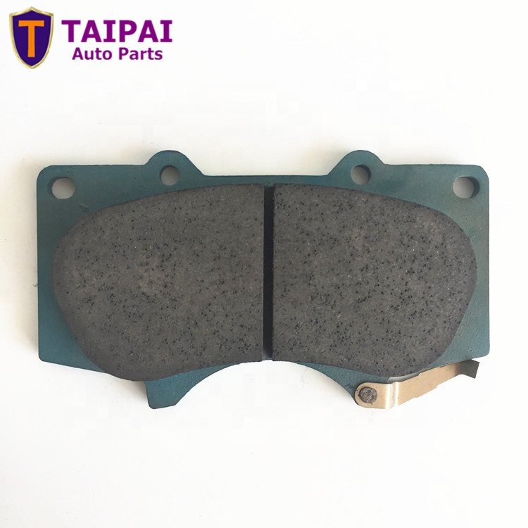NEW Front Genuine Disc Brake Pad 044650C012 for Toyota Sequoia Tundra