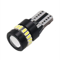 LED T10 canbus 194 168 W5W 18SMD 3014+1SMD 3030 LED bulb canbus Error Free led Car Interior Light bulbs T10 canbus