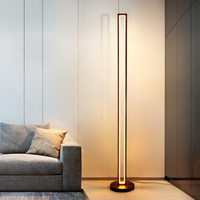 New design 10+ Strength lighting factory modern Led floor lamp decorative standing floor lamp for living room